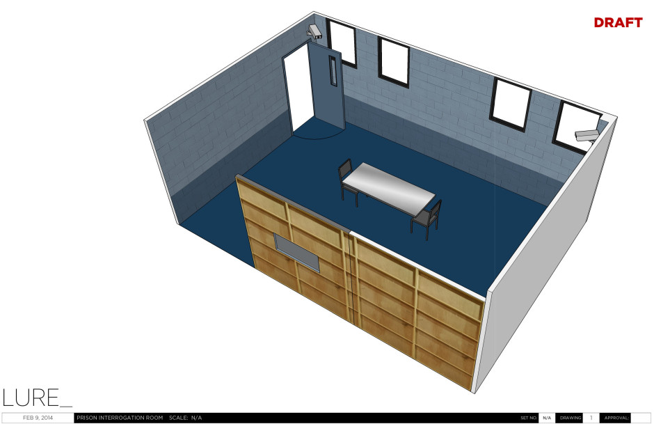 Lure - Interrogation Room