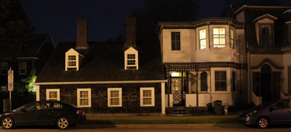 Townhouse - Night
