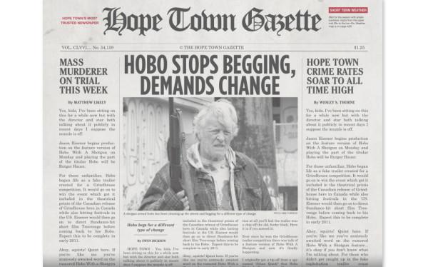hobo newspaper 2